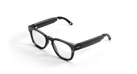Fauna audio eyewear produces vivid sound - powered by USound MEMS technology.