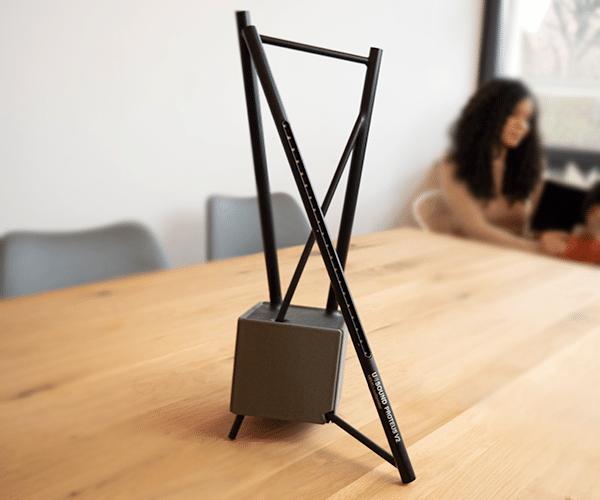 MEMS speakers arrays demonstrator Proteus